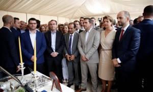 Τσίπρας: Καθοριστικός ο ρόλος της Ιόνιας Οδού στην ανάπτυξη της Ηπείρου