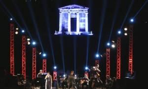 Σταύρος Ξαρχάκος - Άλκηστις Πρωτοψάλτη: Μια μοναδική «συνάντηση» στο Ηρώδειο