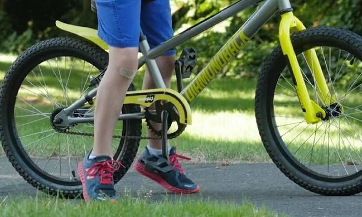 Κρήτη: Ώρες αγωνίας για τον 8χρονο που τραυματίστηκε με το ποδήλατο!