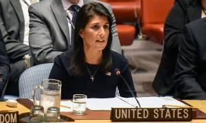 ΗΠΑ: Οι επιπέλον κυρώσεις δε θα αλλάξουν τη συμπεριφορά της Β. Κορέας