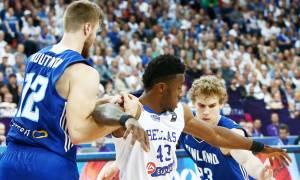 Eurobasket 2017: Ελλάδα - Φινλανδία 77-89 - Απογοήτευση αλλά... τελικός με Πολωνία