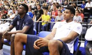 Ευρωμπάσκετ 2017: Έστειλε μήνυμα σε Θανάση ο Γιάννης Αντετοκούνμπο