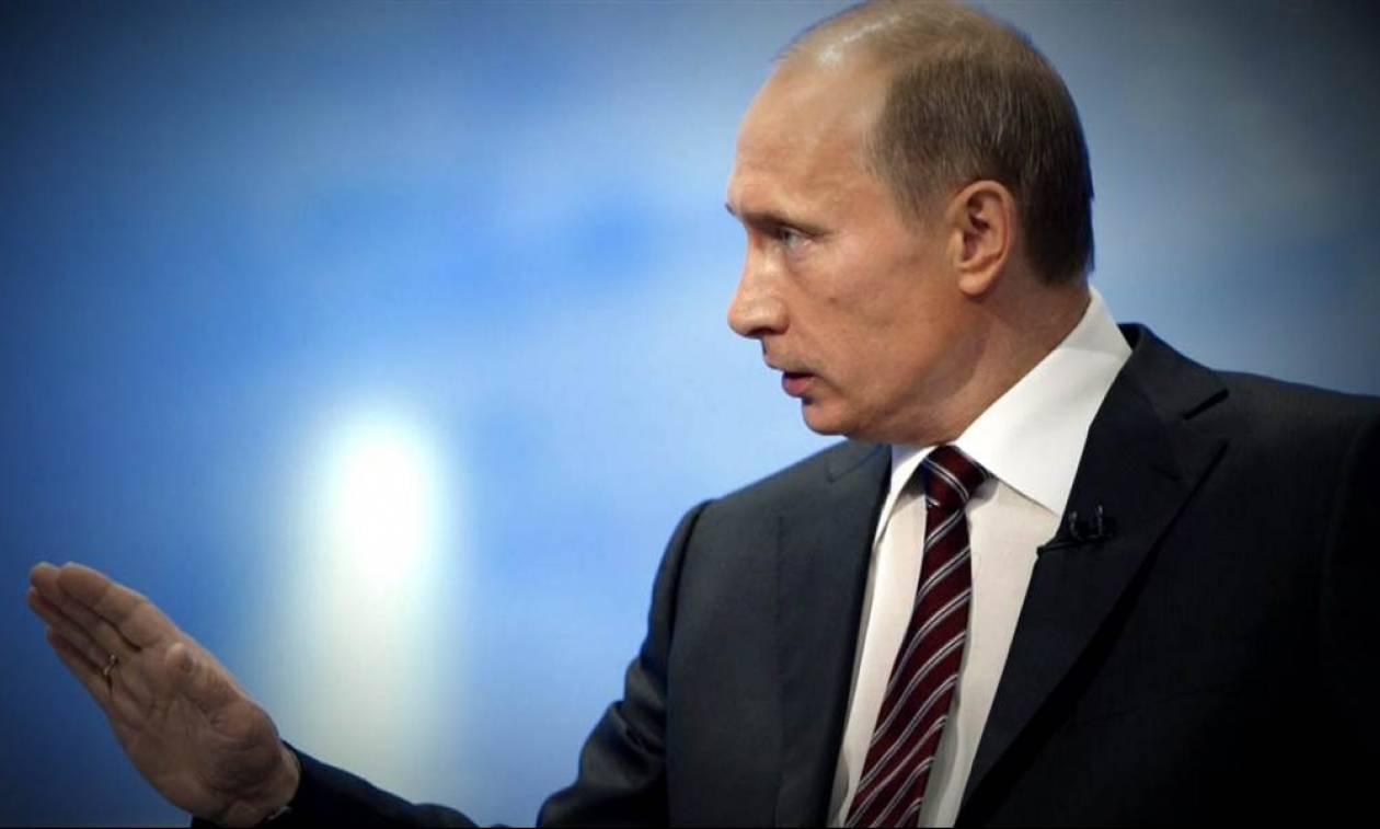 Έκκληση Πούτιν για διαπραγματεύσεις με τη Βόρεια Κορέα