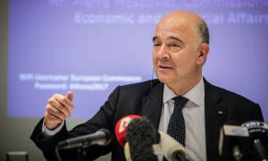 Δήλωση - σοκ Μοσκοβισί: Η λιτότητα θα συνεχιστεί και μετά το τέλος του «Μνημονίου 3»