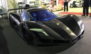 Ιδού το πιο γρήγορο αυτοκίνητο στον κόσμο! (vid & pics)