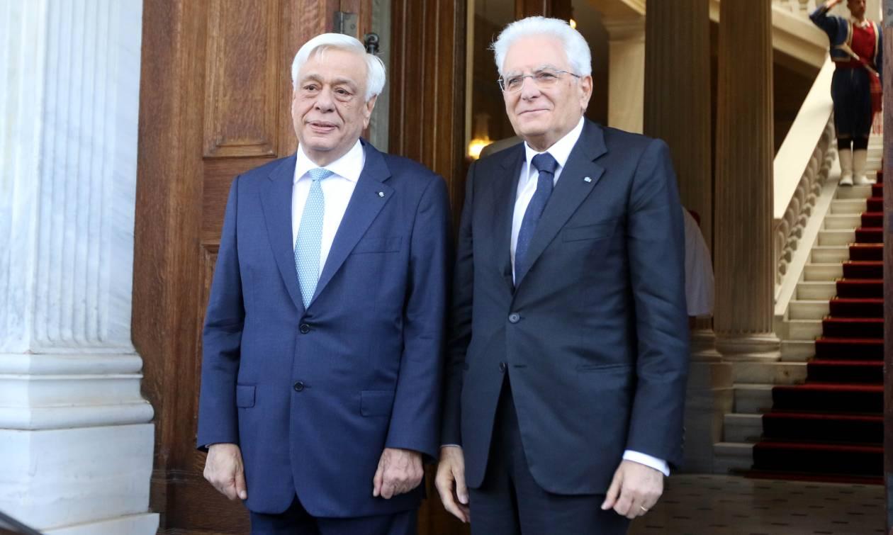 Ηχηρό μήνυμα Παυλόπουλου: Η ευρωπαϊκή ολοκλήρωση στηρίζεται στη θεσμική εμβάθυνση της ΕΕ