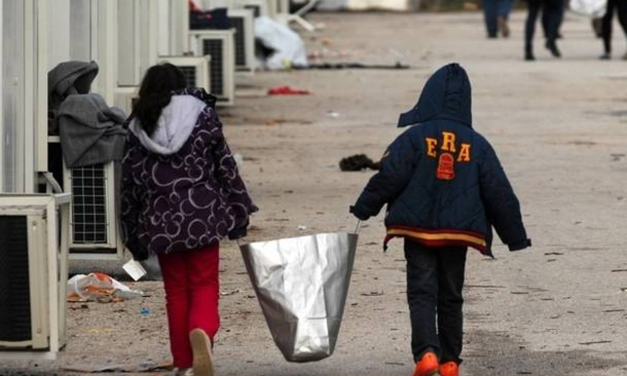 Σε 48ωρη απεργία οι συμβασιούχοι εργαζόμενοι στις δομές ασύλου