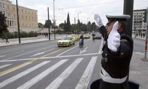 Προσοχή! Κυκλοφοριακές ρυθμίσεις στο κέντρο της Αθήνας για την επίσκεψη Μακρόν