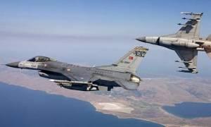 Κίνδυνος στο Αιγαίο: Ατζαμήδες οι Τούρκοι πιλότοι των μαχητικών F16