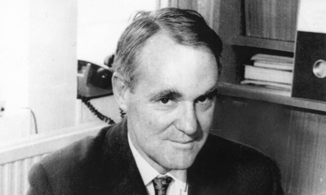 Sir John Cornforth: Ο μοναδικός Αυστραλός που κέρδισε το Νόμπελ Χημείας