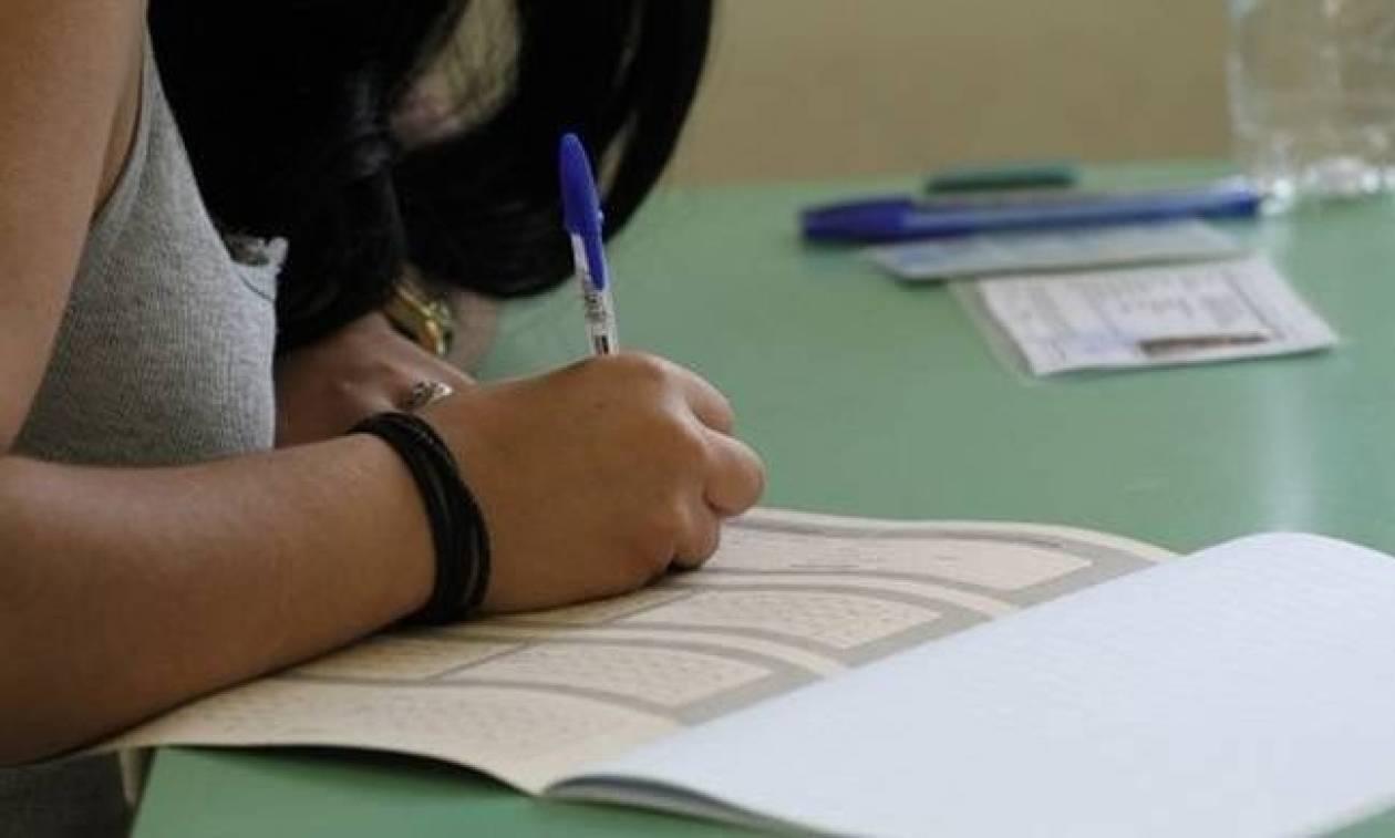 Επαναληπτικές Πανελλαδικές Εξετάσεις: Αυτά είναι τα σημερινά θέματα