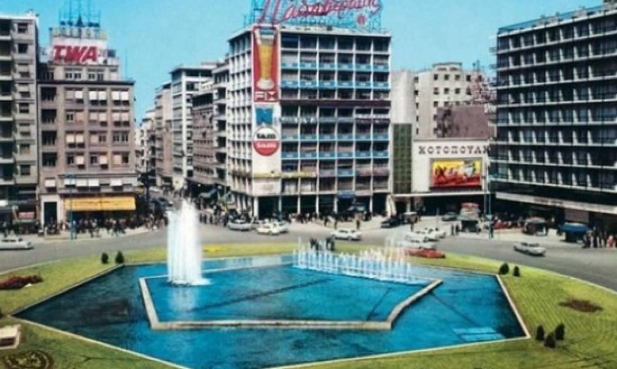 Σπάνιο βίντεο! Μια βόλτα στην Αθήνα του '60...