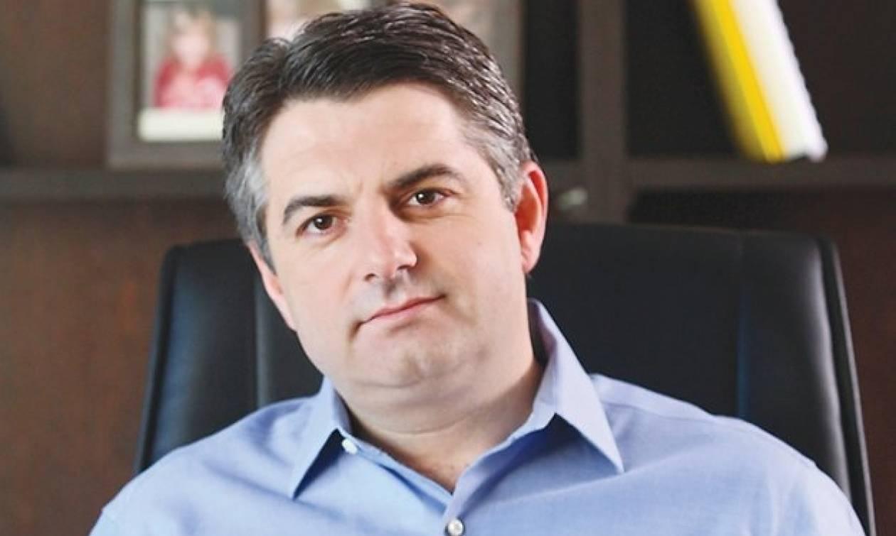 Και ο Κωνσταντινόπουλος υποψήφιος για την ηγεσία της Κεντροαριστεράς (vid)