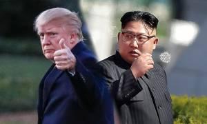 Η αινιγματική δήλωση Τραμπ: Πώς θα αντιμετωπίσει τη Βόρεια Κορέα