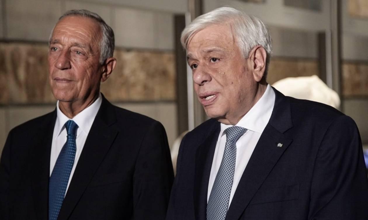 Παυλόπουλος: Να κρατήσουμε όρθιους τους ευρωπαϊκούς θεσμούς