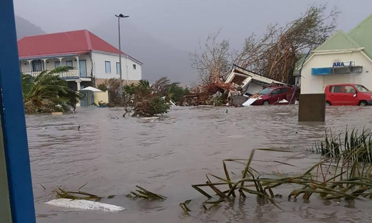 Κυκλώνας Ίρμα: Χάος στον Άγιο Μαρτίνο - «Δεν θα μετράμε τους νεκρούς αλλά τους ζωντανούς»