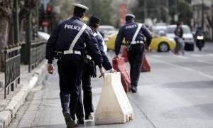 Επίσκεψη Μακρόν στην Αθήνα: Αυτοί οι δρόμοι είναι σήμερα κλειστοί