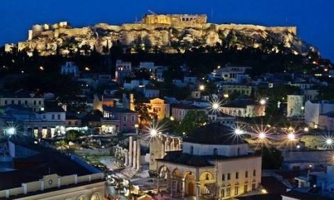 Афины готовятся к встрече Макрона: центр города будет перекрыт, улицы патрулируют 2000 полицейских