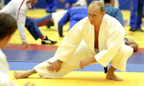 Абэ предложил организовать в Японии показательный поединок по дзюдо с участием Путина