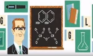 Τζον Κόρνφορθ χημικός: Ποιος ήταν και γιατί τον τιμά σήμερα η Google (vid)