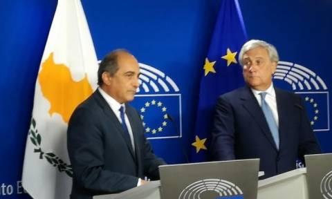 Антонио Таяни посетит Кипр до конца года