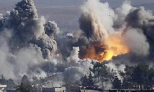 Ισραηλινά αεροσκάφη βομβάρδισαν θέση του συριακού στρατού στη Χάμα