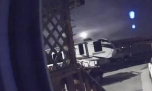 Αναστάτωση από «εξωγήινο αντικείμενο» που φώτισε τον ουρανό στον Καναδά (vids)