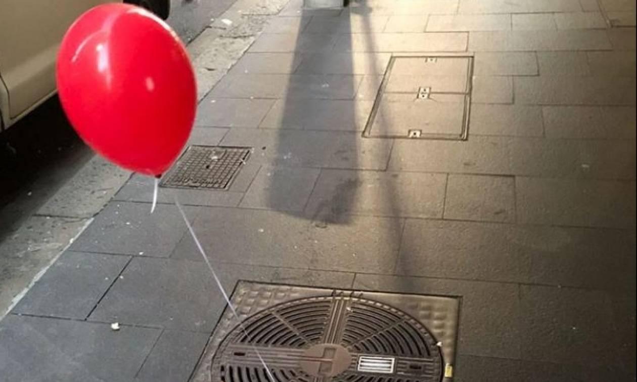 Ανατριχίλα: Οι δρόμοι του Σίδνεϋ γέμισαν με κόκκινα μπαλόνια - Δείτε γιατί! (photos)