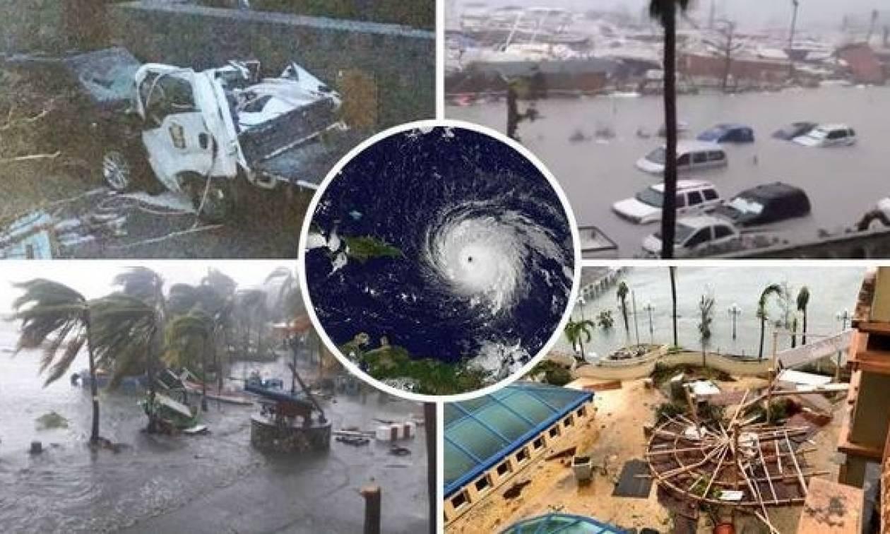 Πανικός από τον τυφώνα Ίρμα: «Θα είναι πραγματικά καταστροφικός όταν φτάσει στη Φλόριντα»