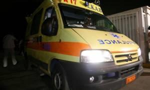 Κρήτη: Νέο σοβαρό τροχαίο με μοτοσυκλετιστή χωρίς κράνος - Νοσηλεύεται σε σοβαρή κατάσταση