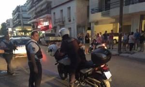 Άγρια συμπλοκή και καταδίωξη στην Καλαμάτα: Μαχαίρωσε δύο αστυνομικούς (vid)