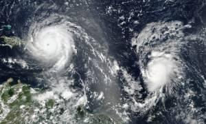 Δίχως τέλος: Μετά την Ίρμα ενισχύεται και ο κυκλώνας Χοσέ