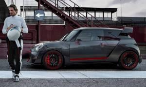 Το John Cooper Works GP Concept προλογίζει το πιο ιδιαίτερο Mini που θα κατασκευαστεί