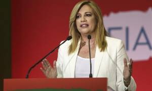 Εκλογές Κεντροαριστερά: Την Παρασκευή η κατάθεση της υποψηφιότητας της Φώφης Γεννηματά