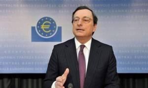 Ντράγκι: Τον Οκτώβριο οι αποφάσεις για το πρόγραμμα ποσοτικής χαλάρωσης QE