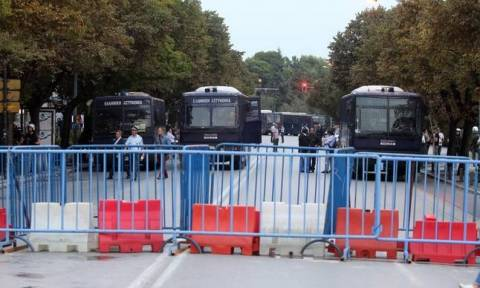 ΔΕΘ: «Φρούριο» η Θεσσαλονίκη - Επί ποδός η αστυνομία