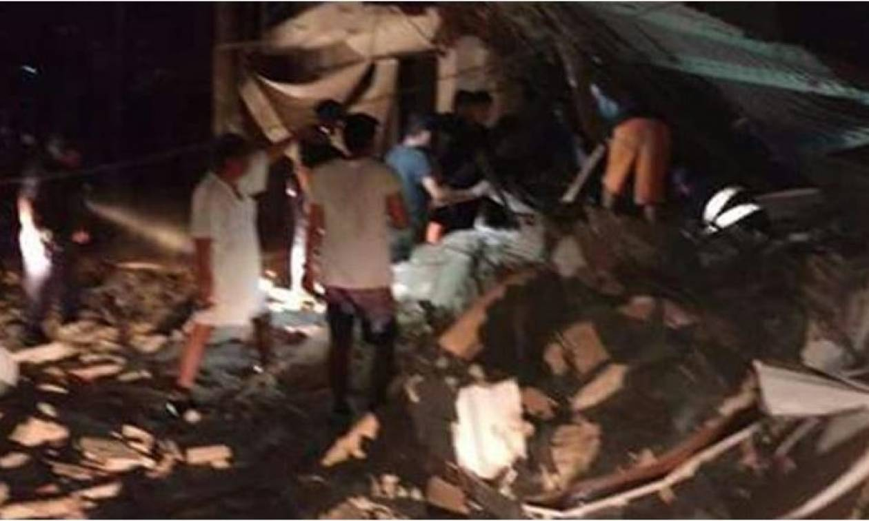 Σεισμός 8,2 Ρίχτερ στο Μεξικό: Ανεβαίνει διαρκώς ο αριθμός των νεκρών (Vid)