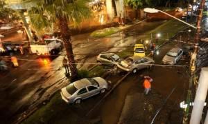 Σεισμός Μεξικό: «Σα να εξερράγη βόμβα» - Νέο βίντεο καταγράφει καρέ-καρέ το χάος που επικράτησε