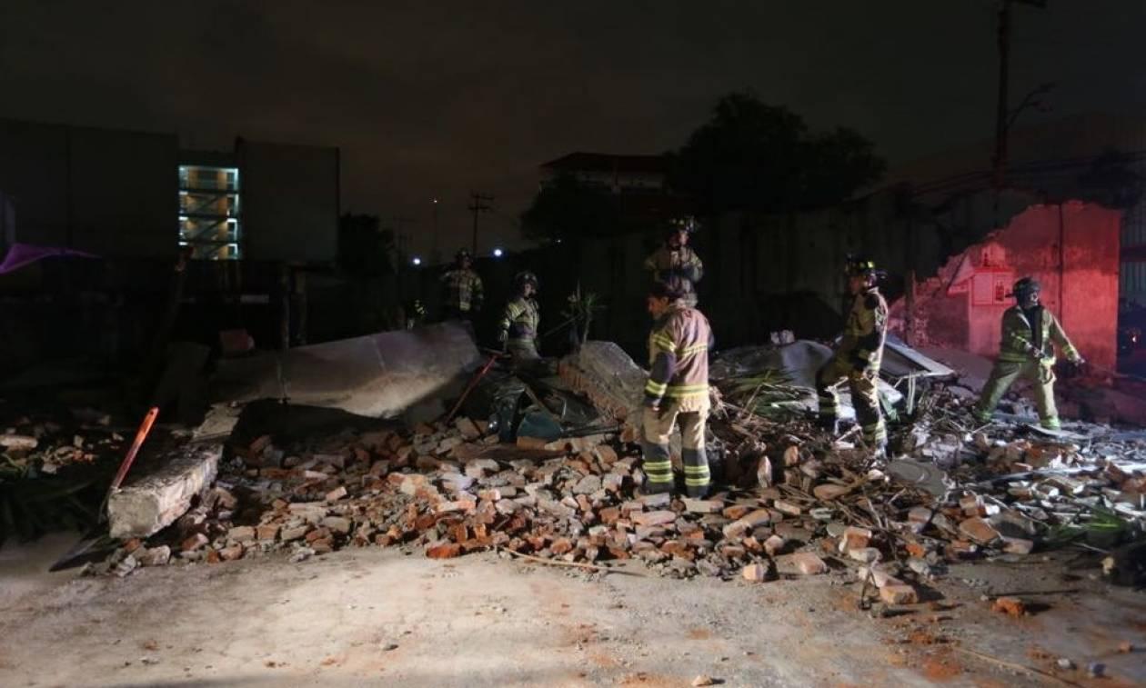 Φονικός σεισμός 8,2 Ρίχτερ «ισοπέδωσε» το Μεξικό: Τουλάχιστον 26 νεκροί - (Pics+Vids)
