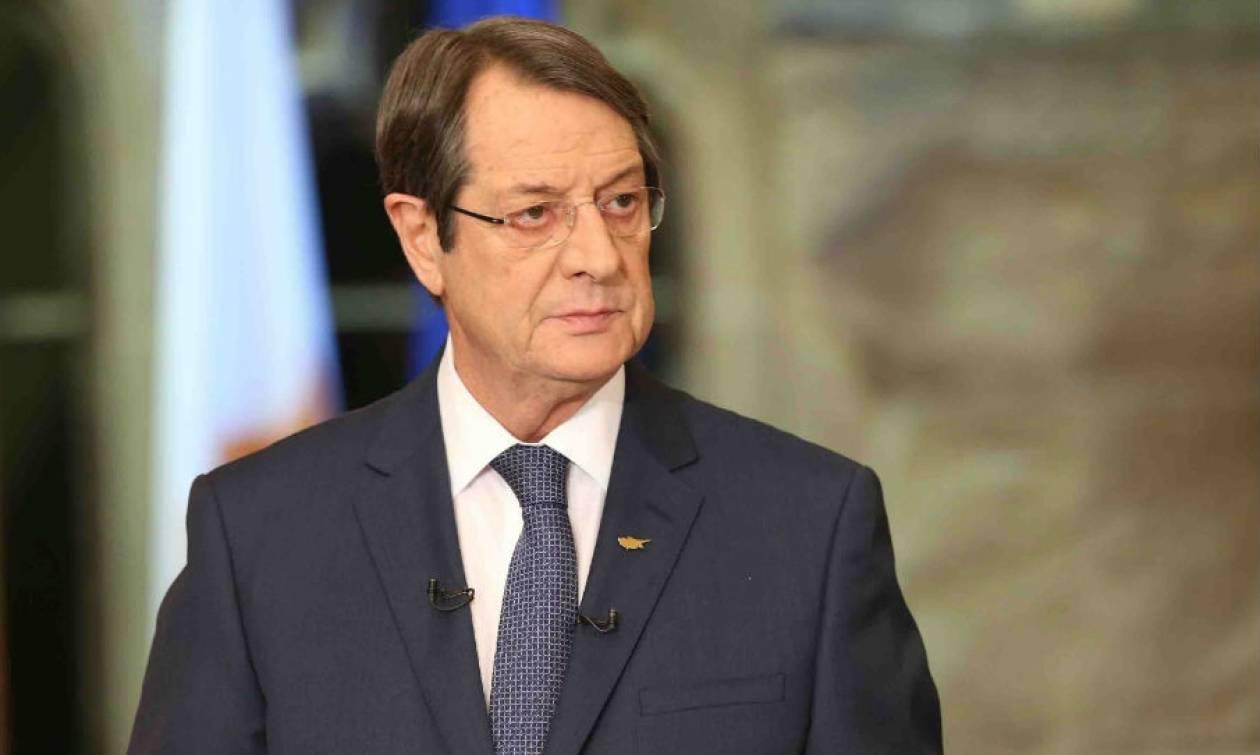 Κύπρος: Στις 14 Οκτωβρίου θα εξαγγείλει την υποψηφιότητά του ο Νίκος Αναστασιάδης