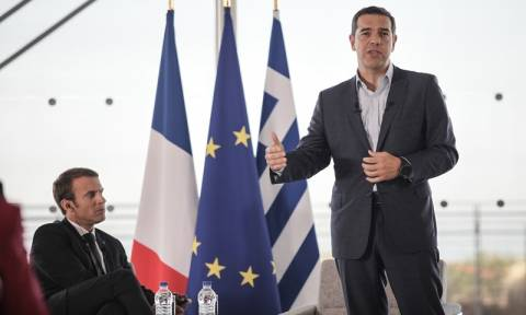 Greece is a great opportunity for investors, says PM Tsipras