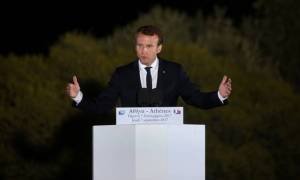 Макрон: «Евросоюзу необходима перезагрузка»