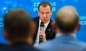 Россияне оценили деятельность Медведева на посту премьера