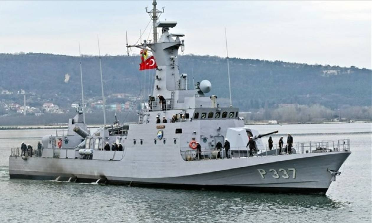 «Ψάχνονται» για τσαμπουκά οι Τούρκοι: Σε Αιγαίο και Κύπρος ο τουρκικός στόλος