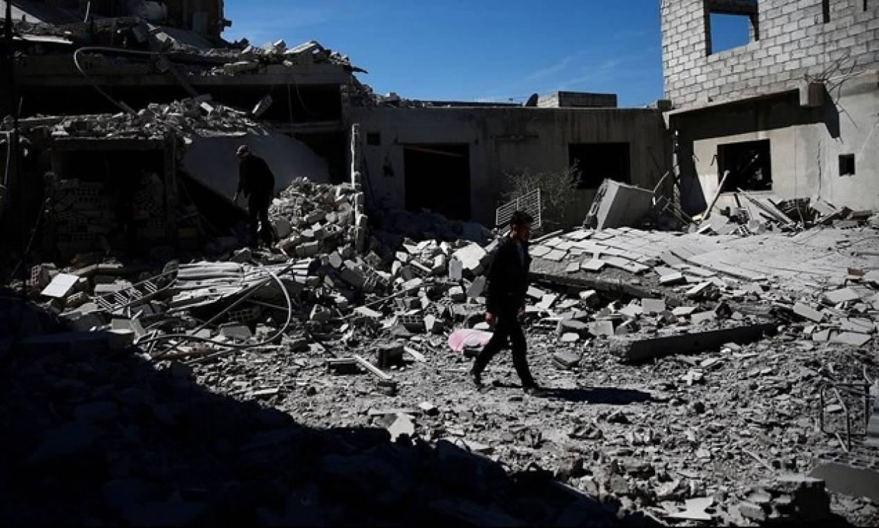Η Δαμασκός απορρίπτει τις κατηγορίες για επιθέσεις με χημικά όπλα