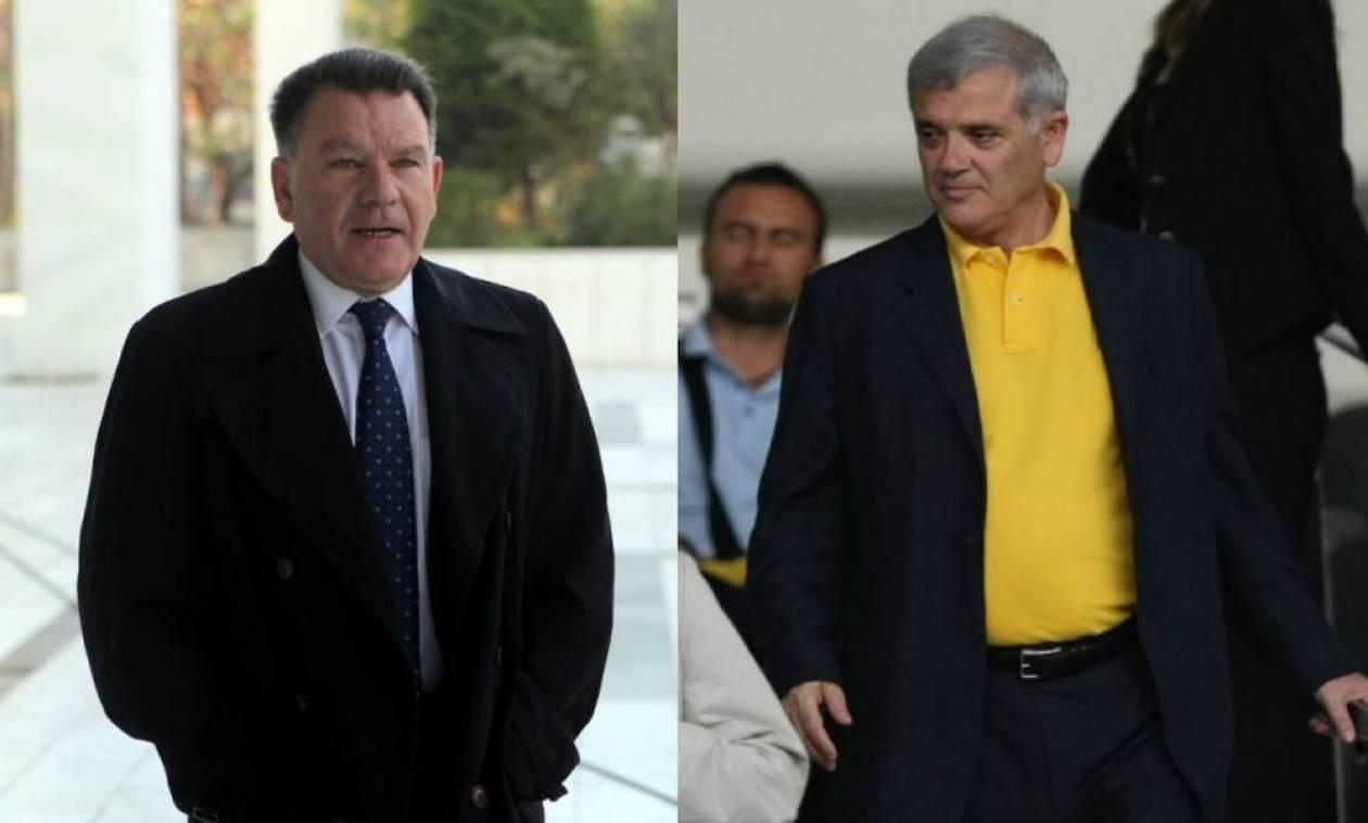 ΕΚΤΑΚΤΟ: Καυγάς και ξύλο μεταξύ Αλέξη Κούγια και Δημήτρη Μελισσανίδη