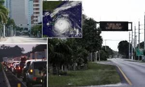 Στο έλεος του τυφώνα Ίρμα Κούβα και Μπαχάμες - Πανικός στη Φλόριντα (pics+vids)