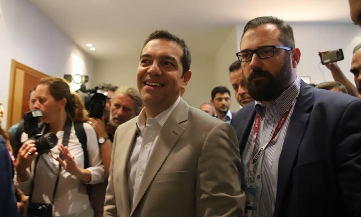 ΔΕΘ 2017 – Τσίπρας: Για πρώτη φορά το Μετρό της Θεσσαλονίκης δεν είναι ανέκδοτο