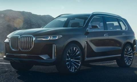 H πολυτελέστατη X7 θα είναι η νέα ναυαρχίδα των SUV της BMW