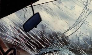 Απίστευτο τροχαίο στην Κόρινθο: Αυτοκίνητο έκανε τούμπες και κατέληξε στην παραλία! (pics)
